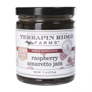 Terrapin Ridge Farms Raspberry Amaretto Jam
