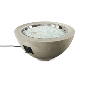 The Outdoor Greatroom Company Cove 30 Inch Gas Fire Pit Bowl