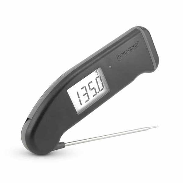 ThermoWorks Thermapen MK4 Black