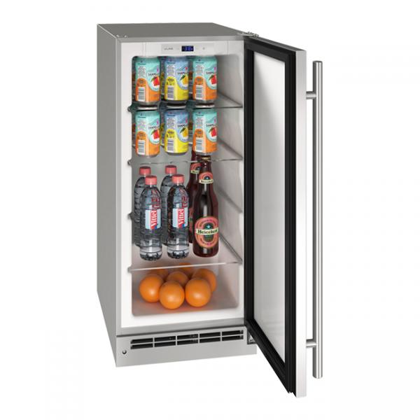 U-Line 15 Inch Outdoor Refrigerator