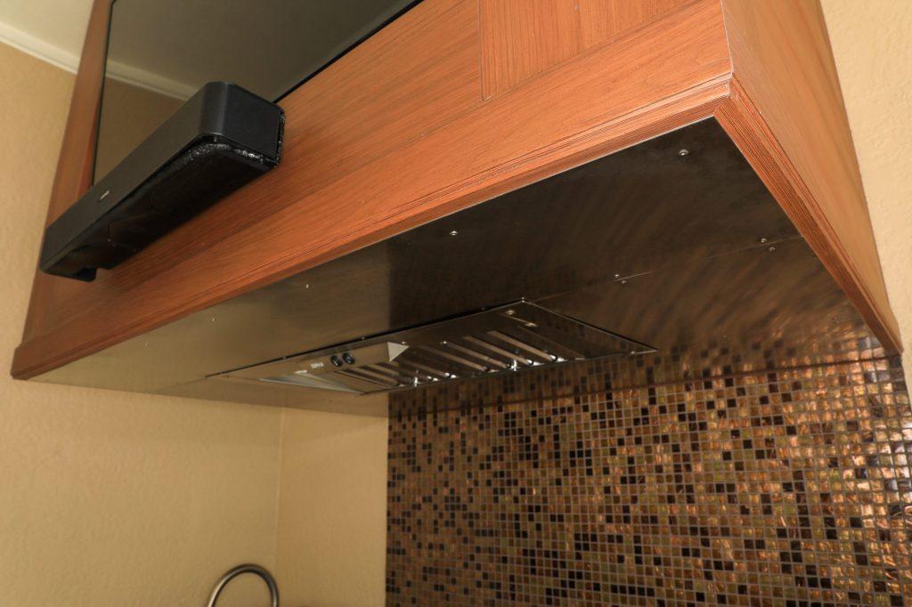 zephyr vent hood outdoor kitchen