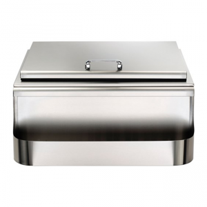Vintage Grills Drop-In Countertop Ice Chest with Speed Rail