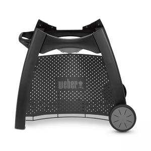 weber Q grill cart