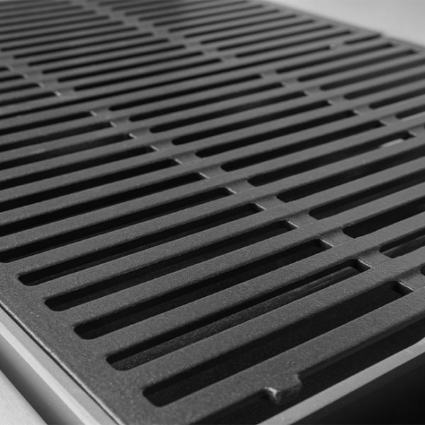 weber gas grill cast iron grates