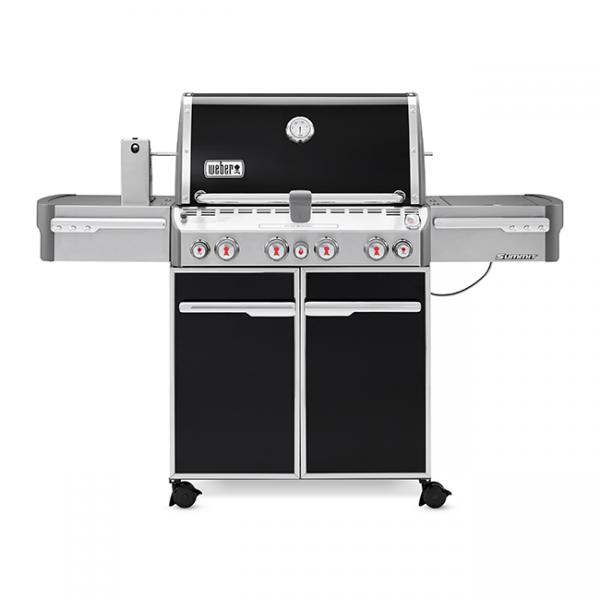 weber 4 burner gas grill