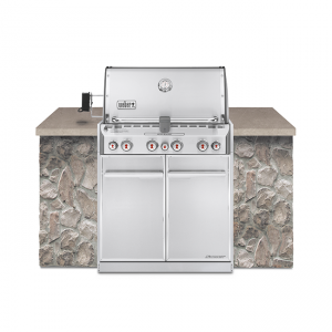 weber summit s-460 built in gas grill