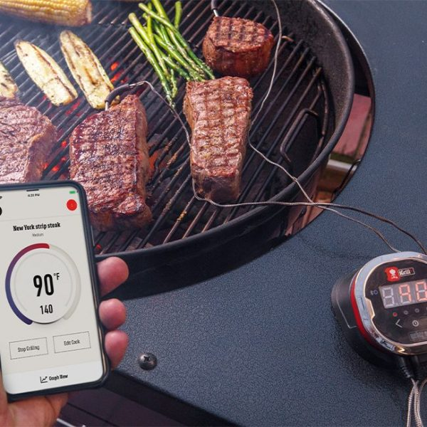 wifi grill thermometer