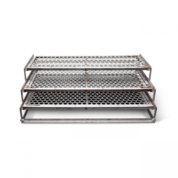 yoder smokers 3-tier cooking rack