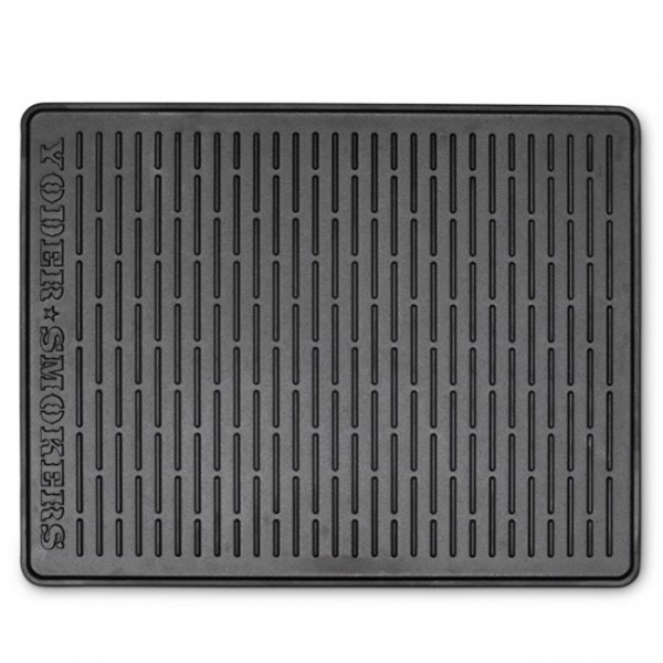 yoder smokers cast iron griddle