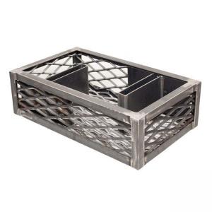 yoder smokers charcoal basket