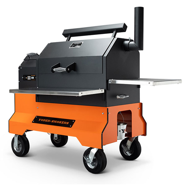 Yoder Smokers Ys640 Competition Pellet Grill Just