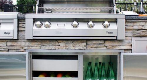 Vintage Grills Outdoor Kitchen Bundle Savings